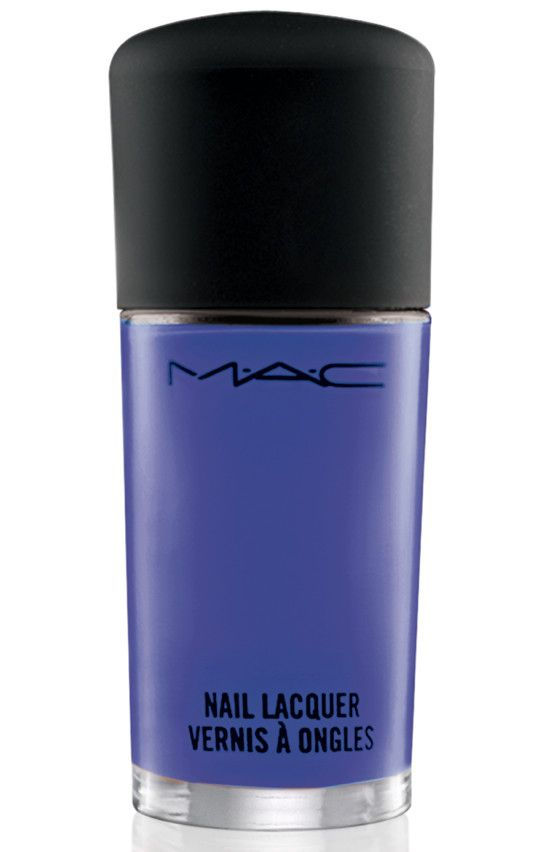MAC breezy blue