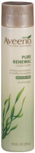 Aveeno Pure Renewal conditioner
