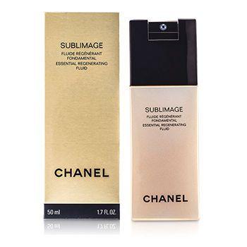 Chanel SUBLIMAGE FLUID essential regenerating fluid