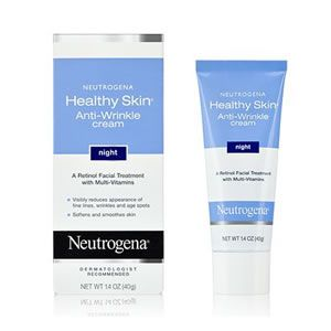 Neutrogena Healthy Skin Anti-Wrinkle Cream (Night)