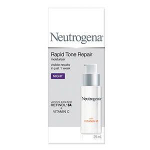 Neutrogena Rapid Tone Repair Night Moisturizer