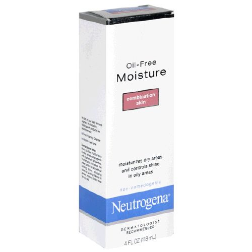 Neutrogena Combination Skin Moisture Oil Free