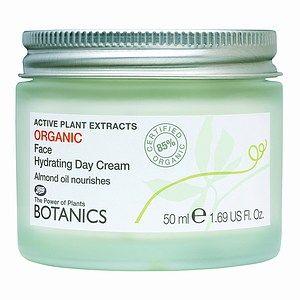 Boots  Botanics Organic face hydrating day cream