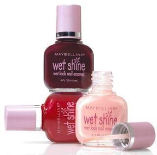 Maybelline Wet Shine nail color [DISCONTINUED]