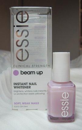 Essie Beam Up base coat