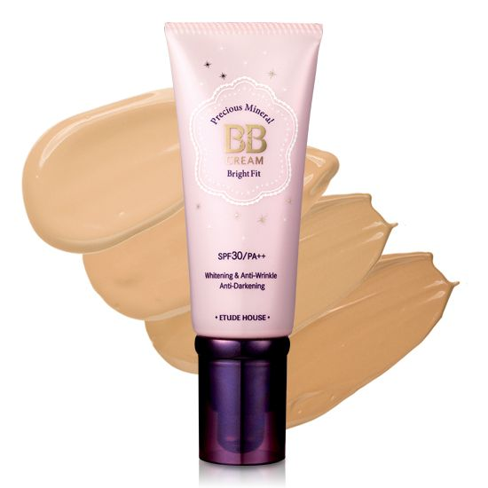 Etude House Precious Mineral Bright Fit BB cream SPF 30
