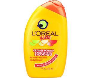 L'Oreal L'Oreal Kids Shampoo-Orange/Mango Smoothie