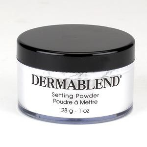 Dermablend Setting Powder (loose & pressed)