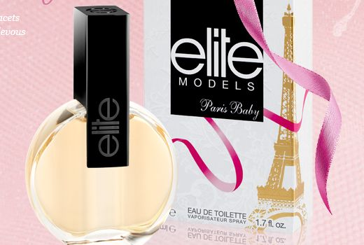Coty Elite Models Perfumes-Paris Baby