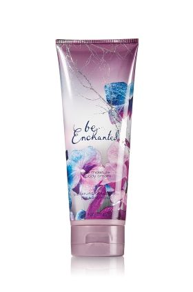Bath and Body Works Be Enchanted Triple Moisture Body Cream