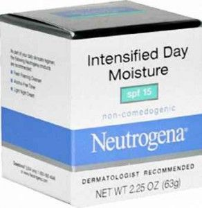 Neutrogena Intensified Day Moisture SPF 15