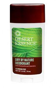 Desert Essence Desert Essence Dry By Nature Deodorant