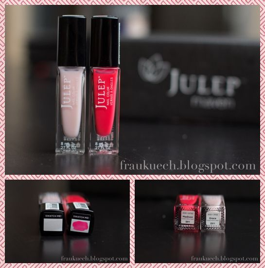 Julep Nail Polishes
