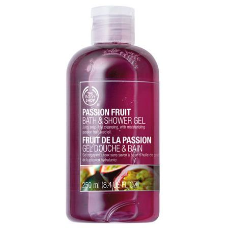 The Body Shop Passion Fruit Shower Gel