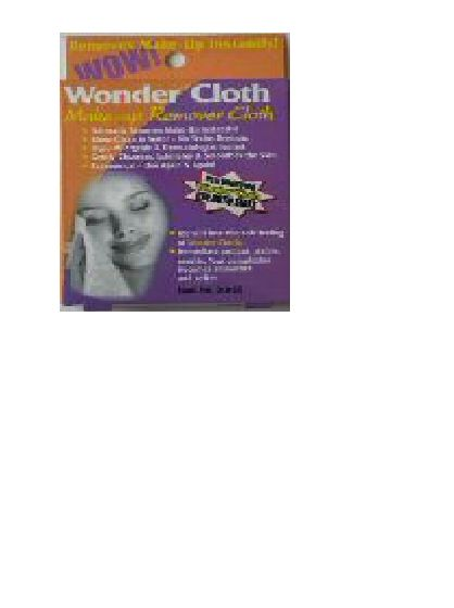 The Wonder Cloth