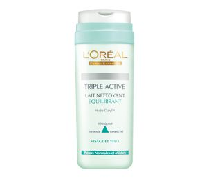 L'Oreal Ideal Balance make up remover