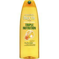 Garnier Triple Nutrition-EXTRA-Dry, Damaged Hair