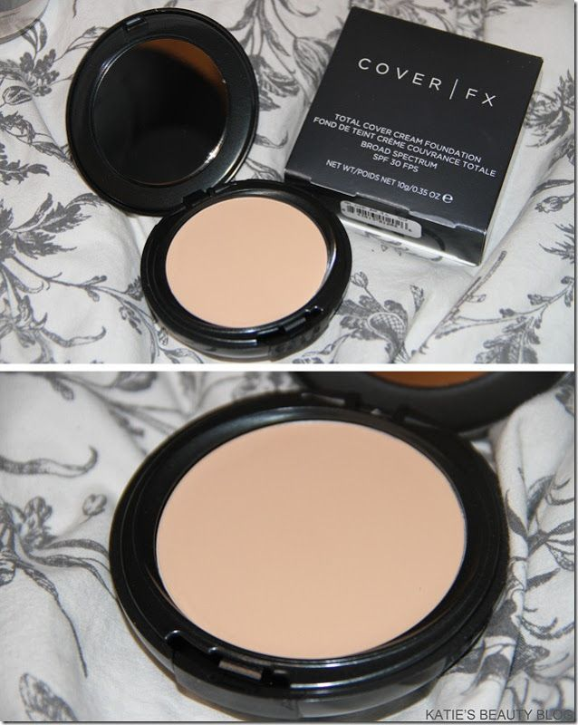 Cover FX Total cover Cream Foundation SPF 30