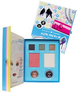 Hard Candy Punk Palette Makeup Kit