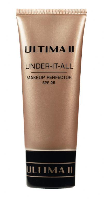 laura geller spackle under makeup. Ultima II Under It All Makeup