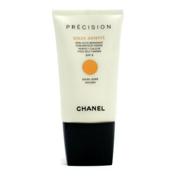Chanel Perfect Colour Face Self-Tanner SPF 8