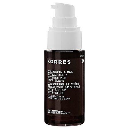 Korres Quercetin & Oak Antiaging Antiwrinkle & Firming Face Serum