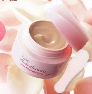 DHC Rose Beauty Gel Foundation Q10