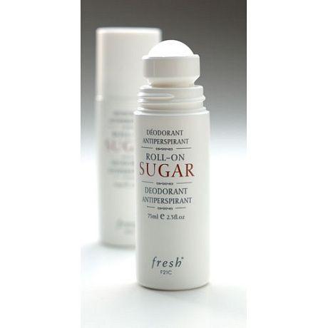 Fresh Roll-on Sugar, Deodorant and Antiperspirant