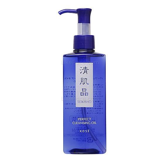 Kose Sekkisei Seikisho Perfect Cleansing Oil