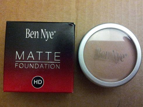 Ben Nye Matte HD Foundation