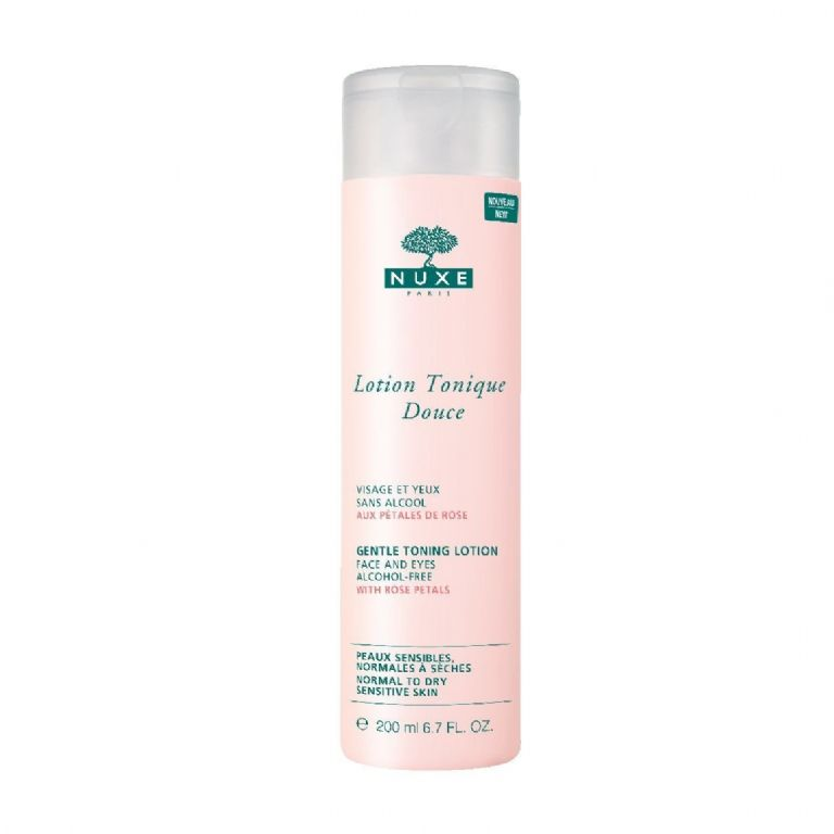 Nuxe Gentle Toning Lotion with Rose Petals (Lotion Tonique Douce)
