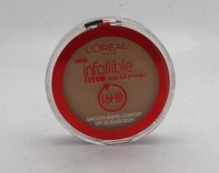 L'Oreal Infallible Never Fail Powder