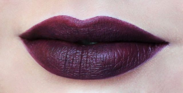 NARS Velvet Matte Lip Pencil in Train Bleu