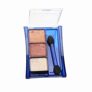 Maybelline Expert Wear Eyeshadow Trio - Bronze Glitz