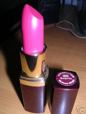 Maybelline Moisture Whip Lipstick [DISCONTINUED]