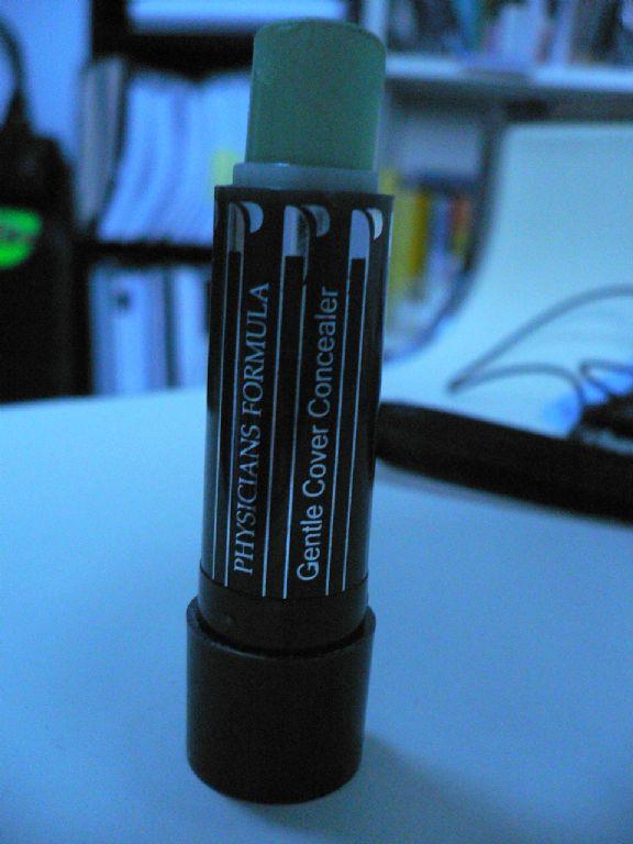 Physicians Formula Gentle Cover Concealer(green)