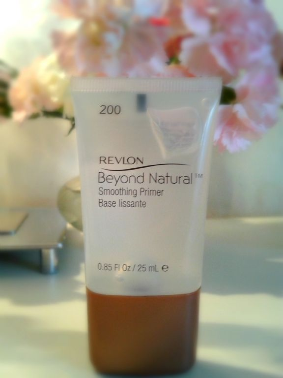 Revlon Primer Review Beyond Natural