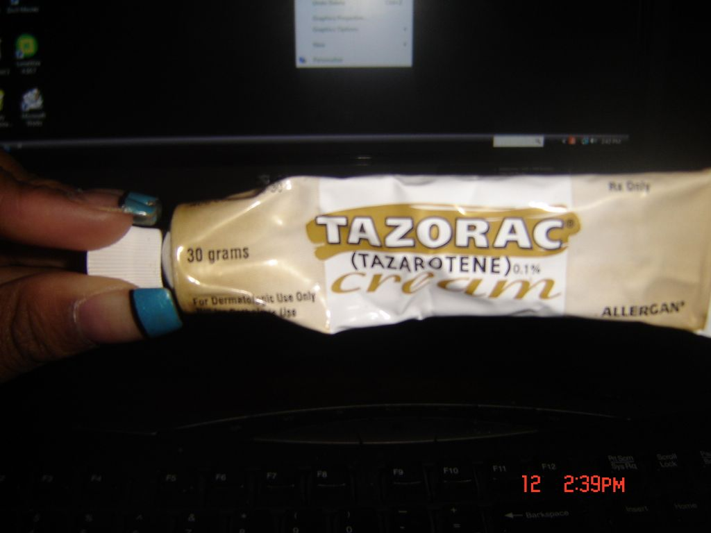 Tazorac .05 gel coupon