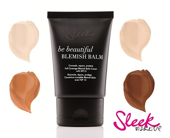 Sleek Be Beautiful Blemish Balm