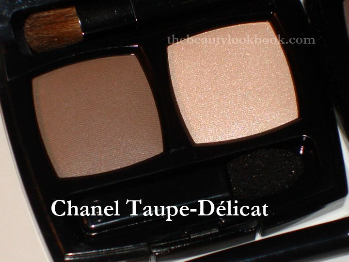 Chanel Ombres Contraste Duo Taupe - Delicat