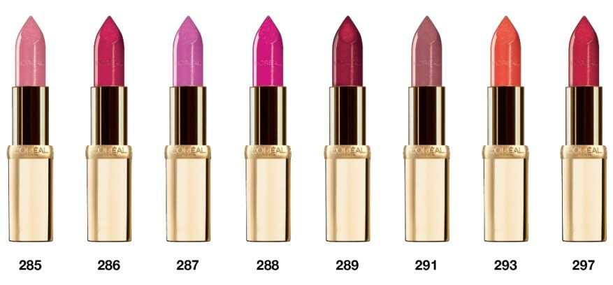 L'Oreal Color Riche Pink Fever 285