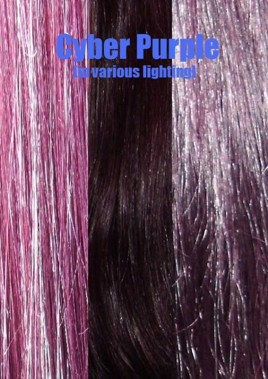Schwarzkopf LIVE Color XXL in Cyber Purple