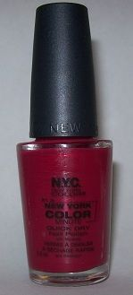 New York Color In a New York Color Minute Quick Dry Nail Polish - 230B Penn Station