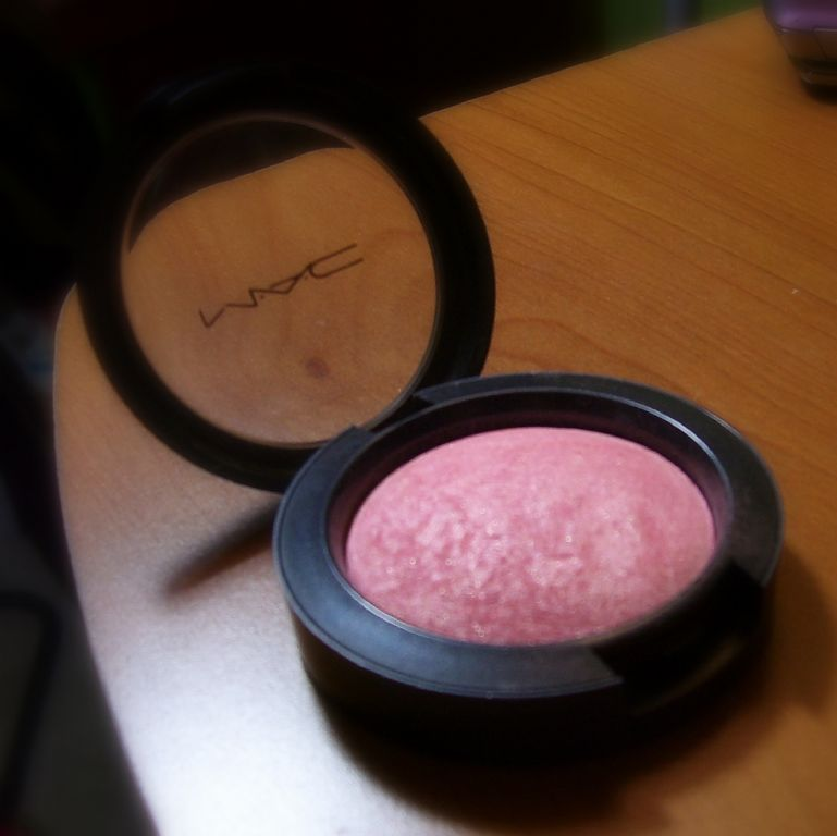 Mac Mineralize Blush Dainty Photos Ingredients