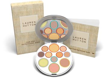 Lauren Hutton Good Stuff Face Disc