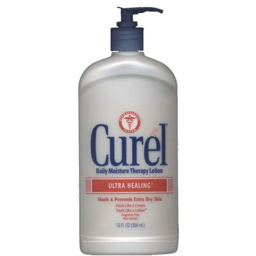 Curel Ultra Healing Daily Moisture Therapy Lotion