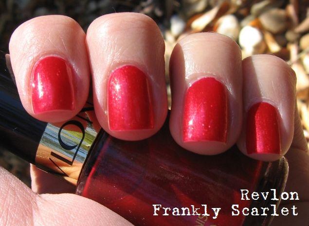 Revlon Frankly Scarlet