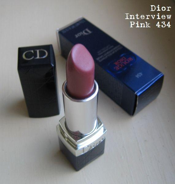Dior Interview Pink