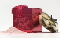 Urban Decay Red Hot Flavored Body Powder