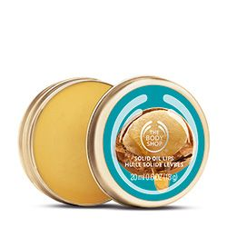 The Body Shop Wild Argan Solid Oil Lips
